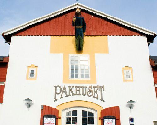 Restaurant Pakhuset Skagen