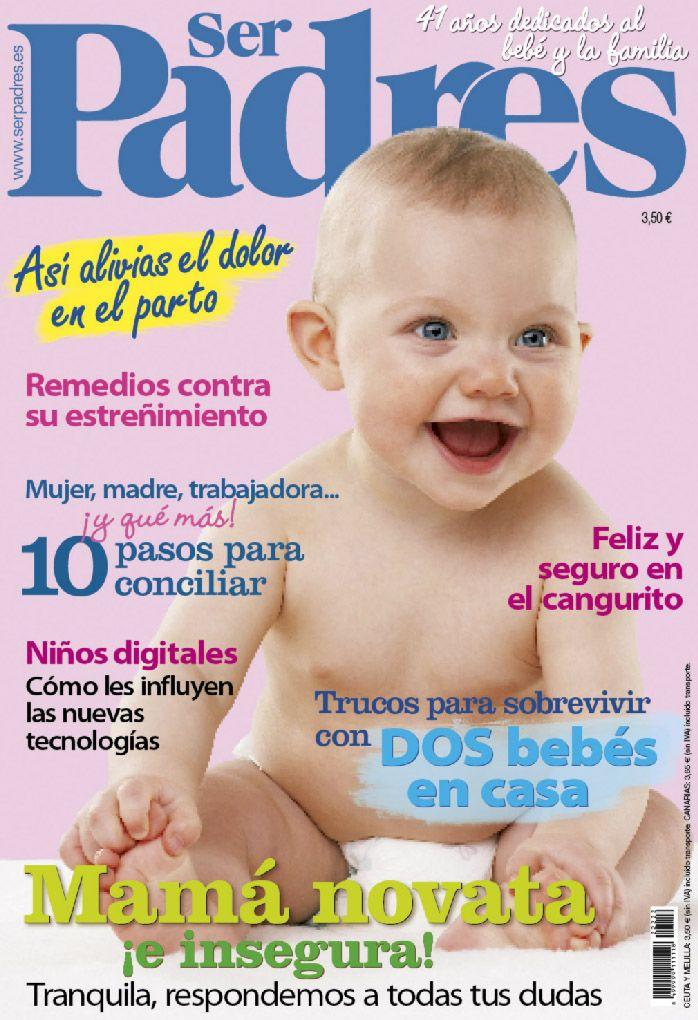 ¡NUEVA REVISTA! Ser Padres ya a la venta! Hablamos de trucos para sobrevivir con dos bebés, maneras de aliviar el dolor en el parto, expresiones con las que tu bebé te dice te quiero, consejos para unos papás primerizos... ¿qué os parece la nueva revista?  http://gyj.suscripcionesrevistas.es/familia/ser_padres
