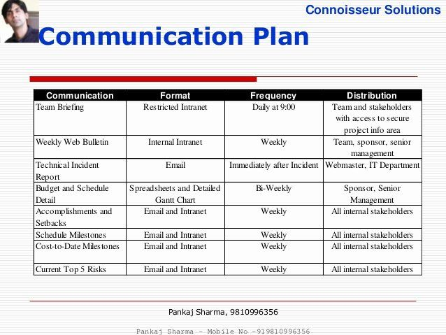 30 Stakeholders Management Plan Template In 2020 Communication
