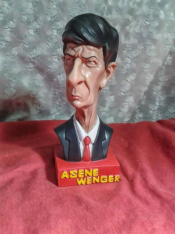 weager.resin.Figurines Statue Caricature by BUDAMODEL on Etsy