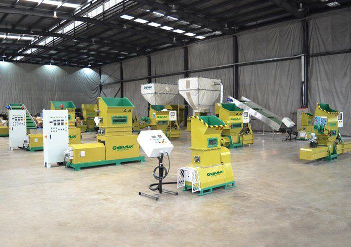 Compactadora de poliestireno expandido #Greenmax