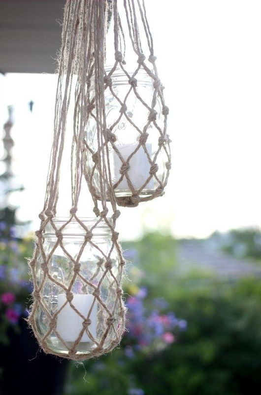 25+ unique String lanterns ideas on Pinterest String balloons, Diy projects you can make with ...