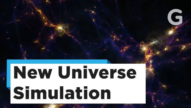 Incredible New Universe Simulation Is the Most Advanced of Its Kind