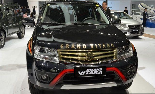 2021 Suzuki Grand Vitara News And Release Date In 2020 Grand Vitara Suzuki Grands