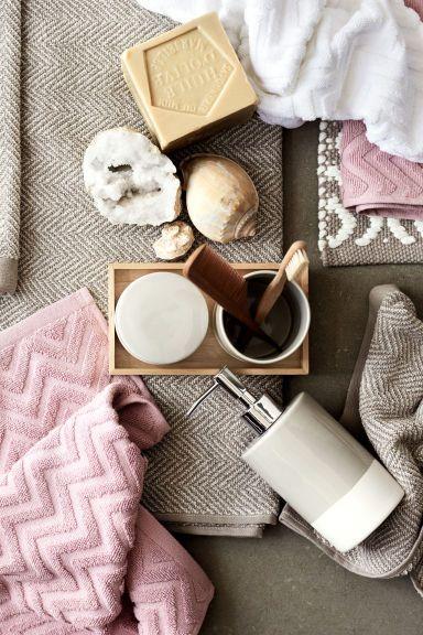 Маленький деревянный поднос - Натуральный - HOME | H&M RU