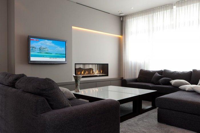 17 beste afbeeldingen over woonstijl modern op pinterest for Huiskamer design