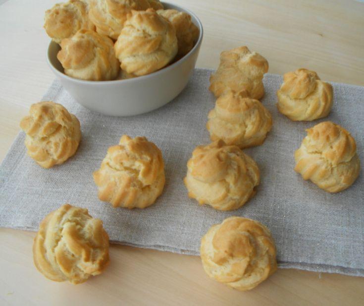 Bignè di pasta choux, ricetta di Luca Montersino, con tutorial fotografico