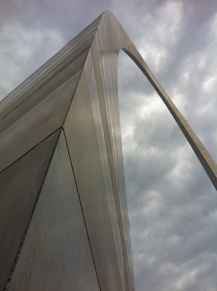 The STL Arch