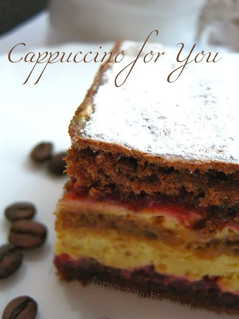 Szybkie Ciasto Cappucino