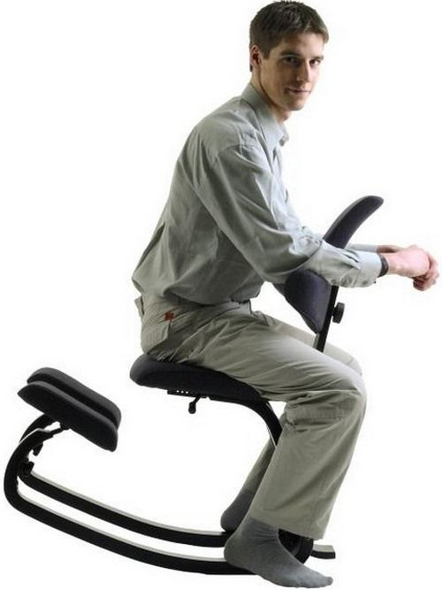 best ideas about Kneeling Chair on Pinterest  Ergonomic chair, Chair ...