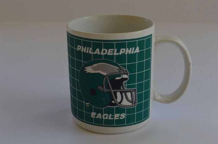 Philadelphia Eagles Football NFL NFC East Papel Coffee Tea Mug Cup Vintage #NFL