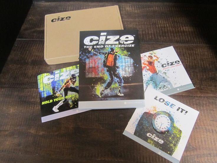 Beachboy CIZE Dance Workout 6 DVDs Exercise Weight Series Shaun T. new