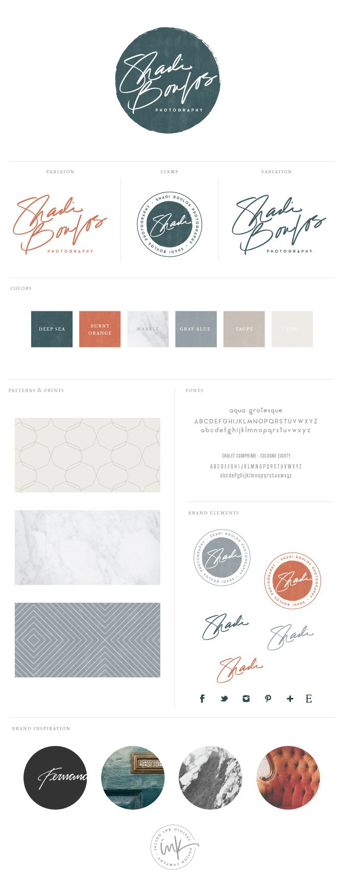 Shandi B by Salted Ink   How to use colour to sell more, the brand stylist