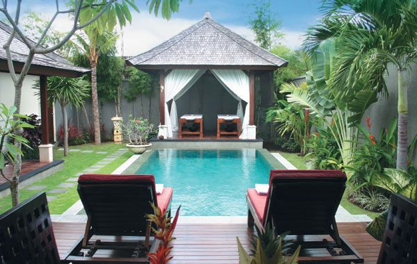Bali vacation. Omg this its there I want to stay. An outside hut its fucking hot!