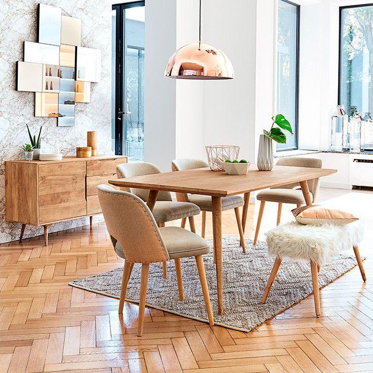 Muebles y decoraci n de interiores vintage maisons du - Muebles maison du monde segunda mano ...