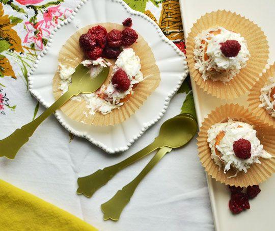 Recipe: No-Bake Lemon Cream & Coconut Icebox Cupcakes RECIPES FROM THE ...