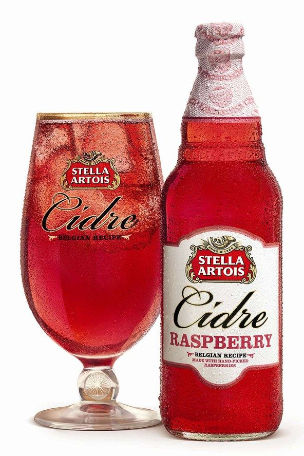 Swap Stella Artois Cidre Raspberry  Everything tastes better with a dose of fruit, but it does bring its little friend sugar to the party.   Calories: 218