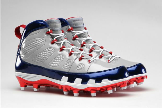 Jordan Brand Retro IX Football Cleats | Hypebeast