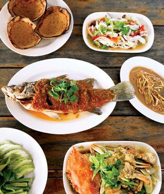 Best Seafood Restaurants Around the World ~ Travel + Leisure Magazine
