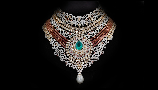 Manubhai Design philosophy | INDIA INTERNATIONAL JEWELLERY WEEK 2011