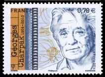 Georges Charpak (1924-2010), physicien - 2016