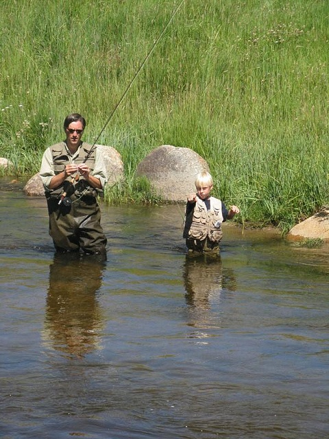 The best father 39 s day gift a man could ask for fishing for Crested butte fishing