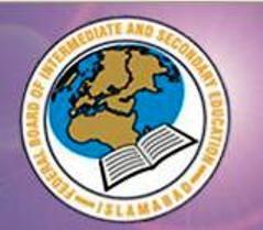 Federal Board Islamabad FA/FSc ICS I.Com Part II Result 2015