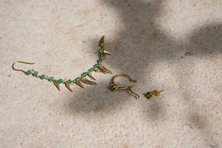 Puro Iosselliani #earrings