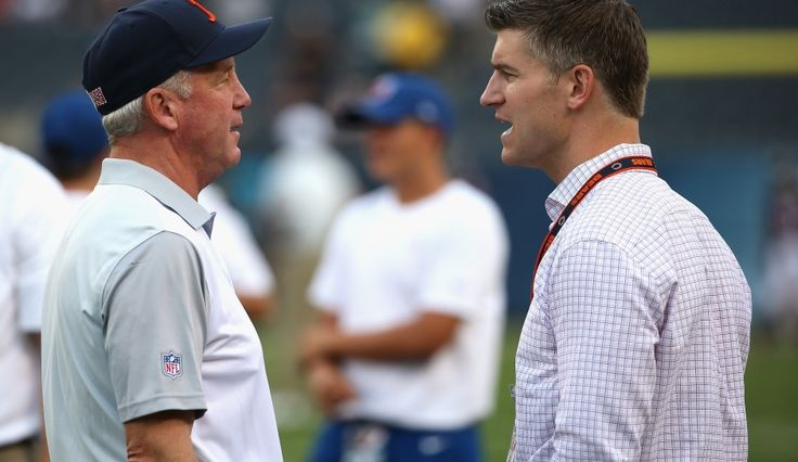 Chicago Bears Rumors: Are The Bears Getting Offensive In The Draft #ChicagoBears #OffensiveInDraft