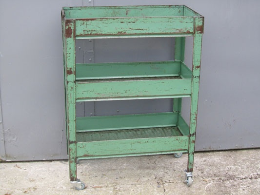 ideal for a colour trolley