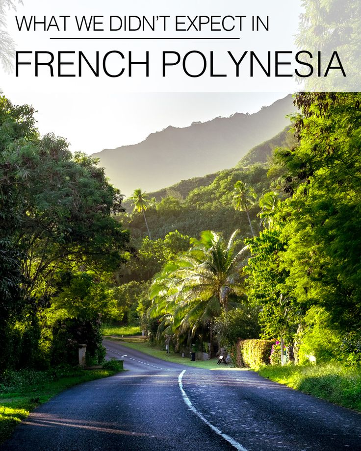 French Polynesia is renowned for its crystal