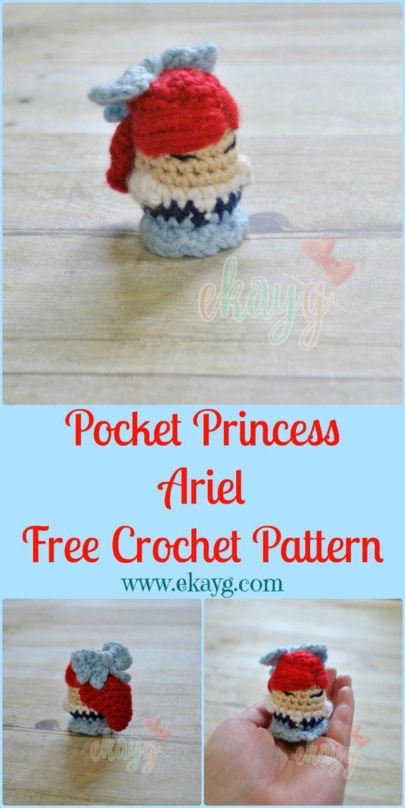 1184 besten Crochet Patterns Bilder auf Pinterest | Häkeln, Tiere ...