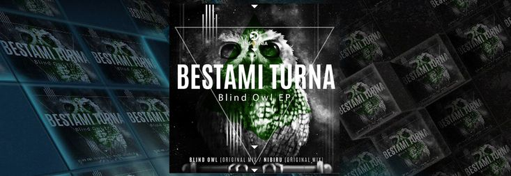 Bestami Turna has streamlined his sounds, where the deep progressive has snuck up into the mix-downs have more air and depth. Blink Owl EP is dark and withdrawn, its eerie synths suggesting a musique concrete influence.