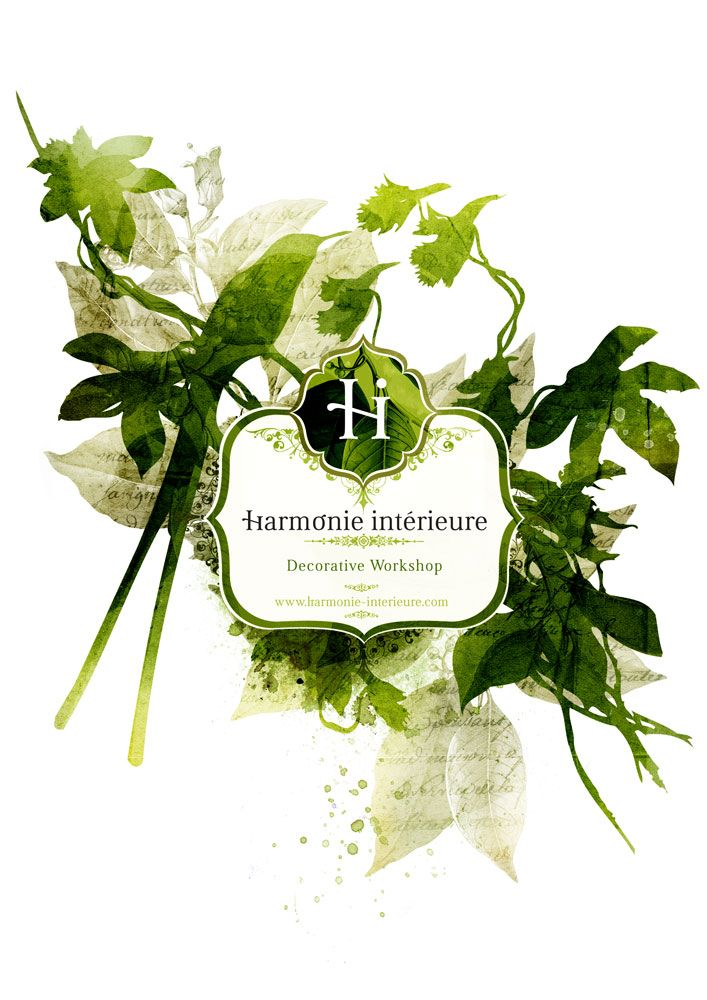 Cool Graphic Design on the Internet, Harmonie interieure. #graphicdesign #poster @ http://www.pinterest.com/alfredchong/graphic-design/