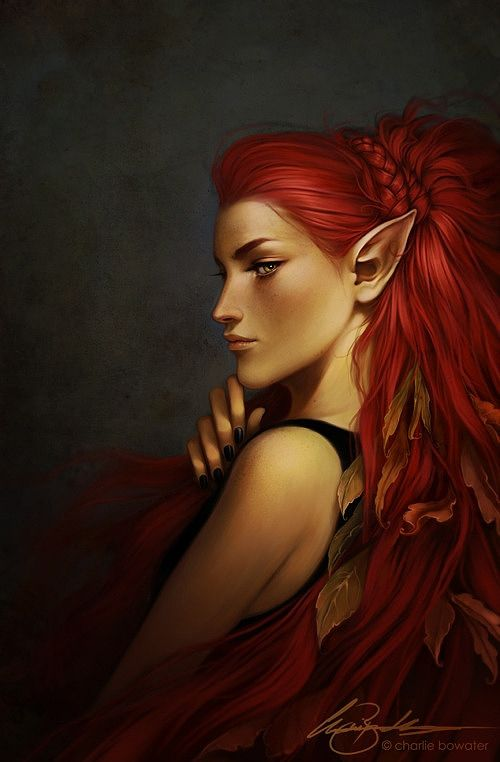Stunning Digital Illustrations by CharlieBowater