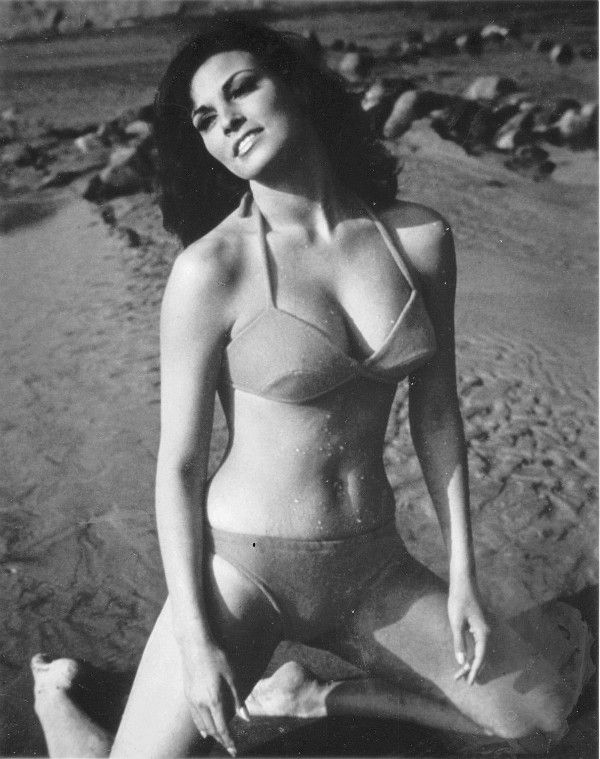Raquel Welch 1960s  Bathing Beauty III  Raquel welch