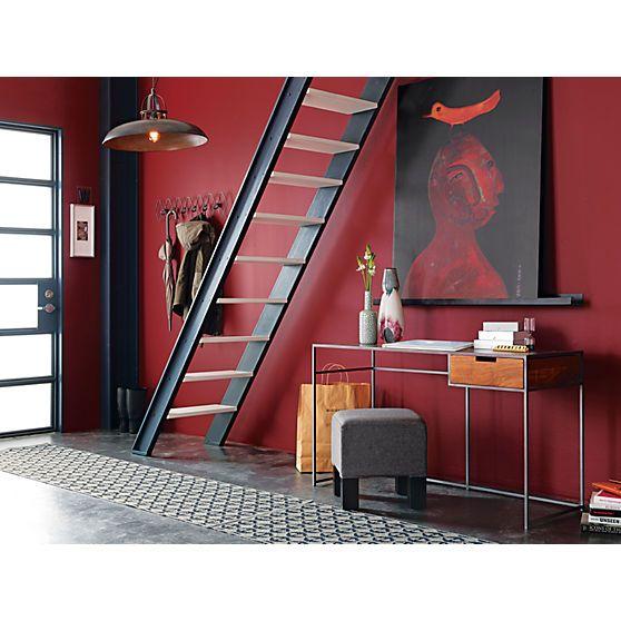 Minimalist office desk - open office style - Sijalica