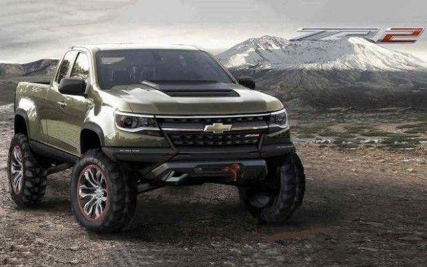 2020 Chevrolet Zr2 Price In 2020 Chevy Colorado Chevrolet Colorado Gmc Trucks