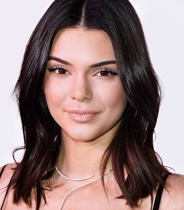 Kendall Jenner Haircut - Hairstyle for Thin Hair