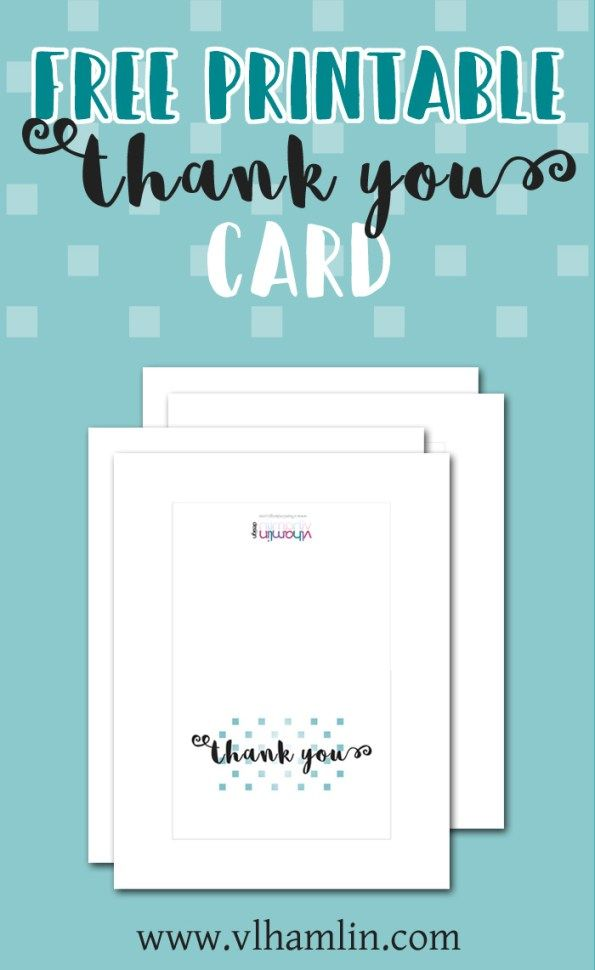 Free Printable Thank You Card National Employee Appreciation Day