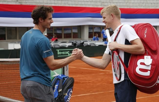 Tennis news: Kyle Edmund overtakes Andy Murray to become new British No.1   Bible Of Sport