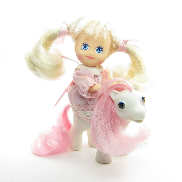 Molly and Baby Sundance My Little Pony set