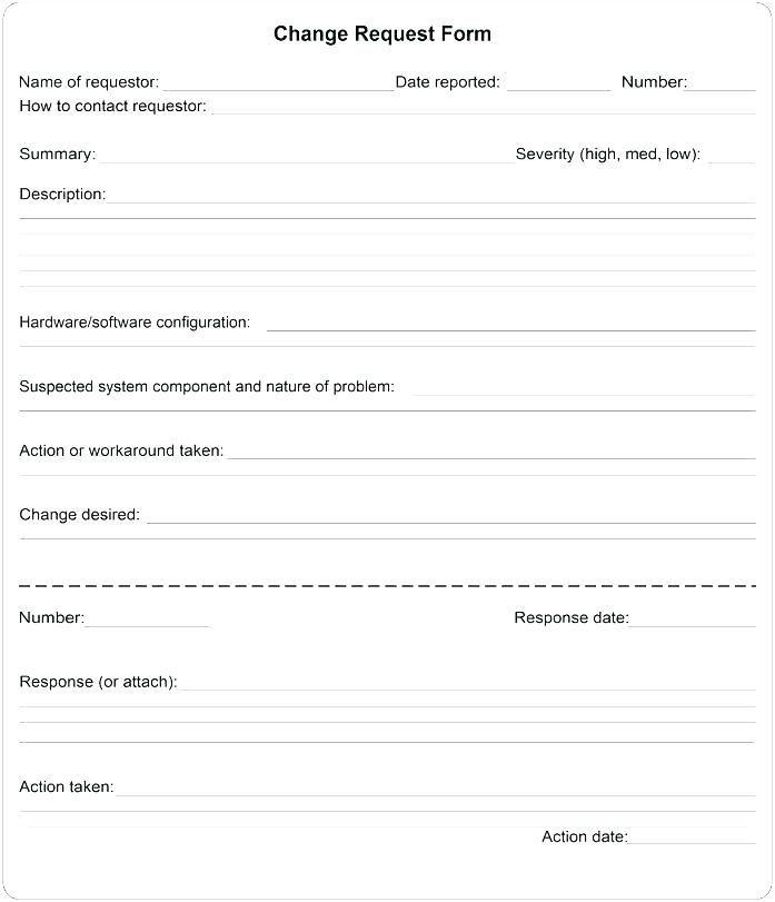 30 Itil Change Management Template Change Management Flow Chart