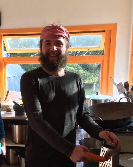 Jack came to Anahata as a volunteer. Help us sponsor others like Jack along their yogic journey #yogalifestyle #sponsoryogavolunteer