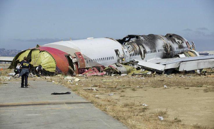 Flight: Asiana Airlines Flight 214