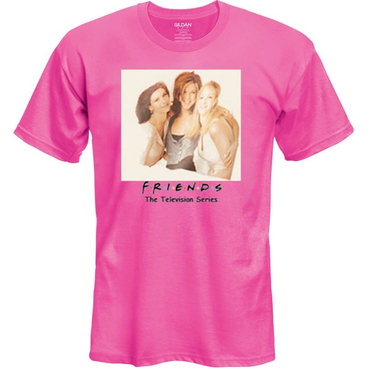 Rachel Phobe Monica Friends Tv Series T-Shirt