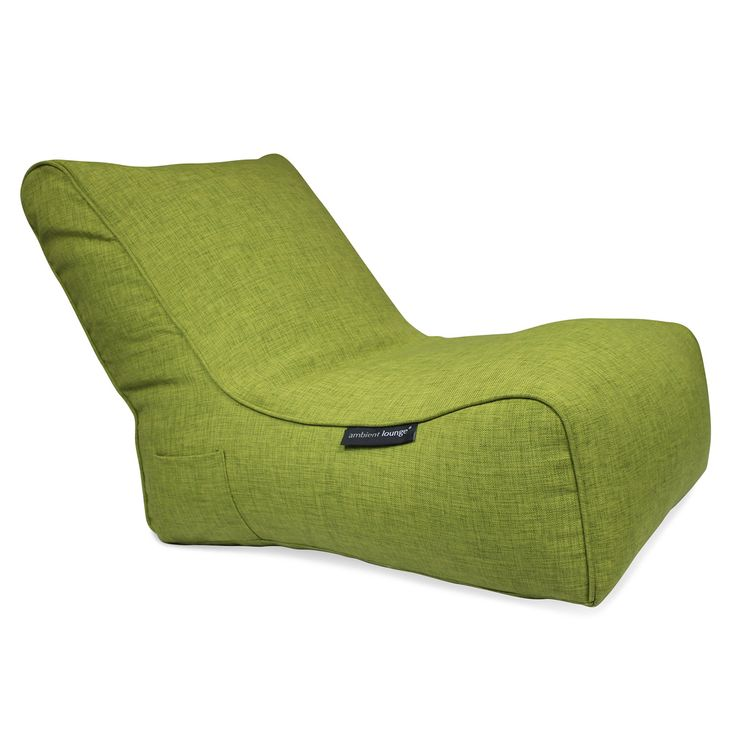 Indoor Bean Bags | Evolution Sofa - Lime Citrus | Bean Bag Australia
