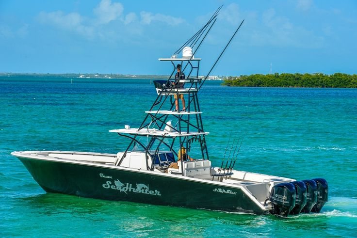 24 Best Saltwater Fishing Boats Images On Pinterest