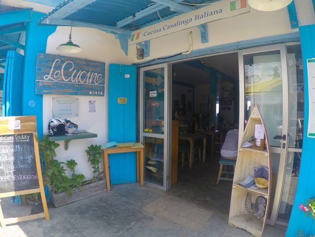 Restaurante La Cucina em Labuan Bajo