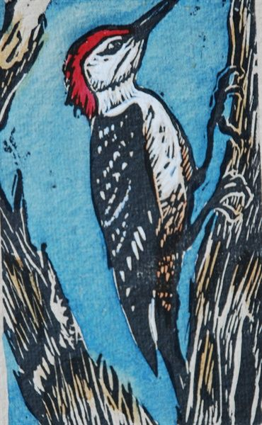 Relief Prints; Small Works - Sweetwater Print Co-op - Printmaking & Painting